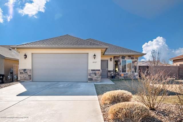 1007 Shiraz Blvd, Amarillo, TX 79124 (#20-667) :: Lyons Realty