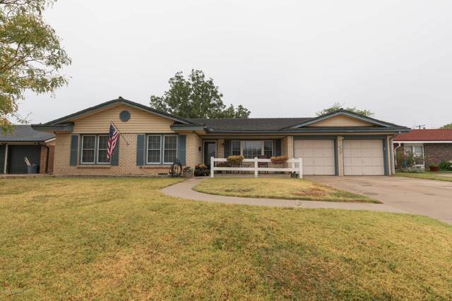 5209 37TH Ave, Amarillo, TX 79109 (#20-6698) :: RE/MAX Town and Country