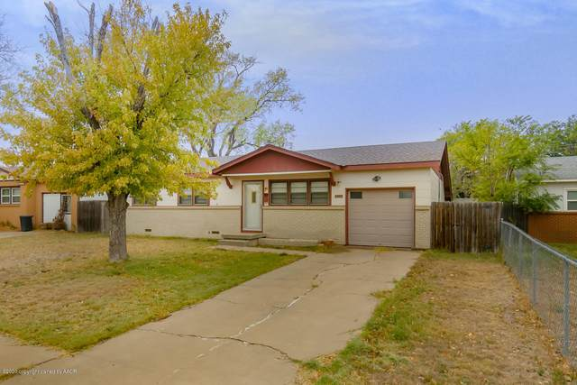 5302 Tumbleweed Dr, Amarillo, TX 79110 (#20-6730) :: Lyons Realty