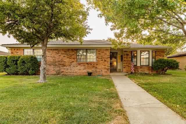 6606 Drexel Rd, Amarillo, TX 79109 (#20-6734) :: Keller Williams Realty