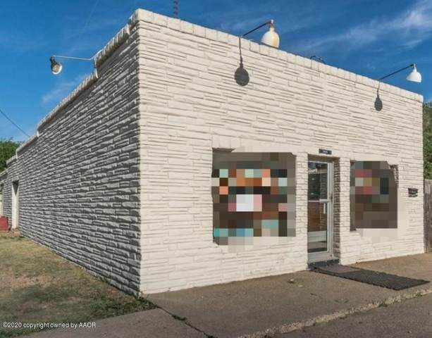 3610 Tyler St, Amarillo, TX 79110 (#20-6742) :: Live Simply Real Estate Group