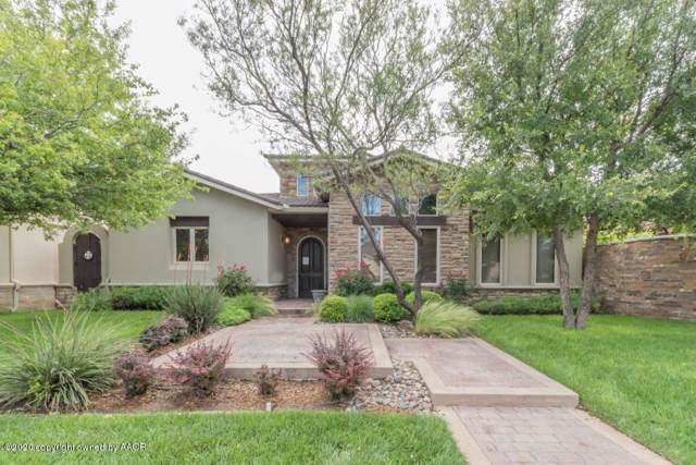 6003 Tuscany Village, Amarillo, TX 79119 (#20-679) :: Lyons Realty