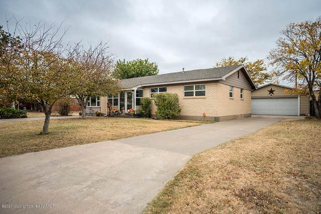 421 Overland, Fritch, TX 79036 (#20-6803) :: Lyons Realty
