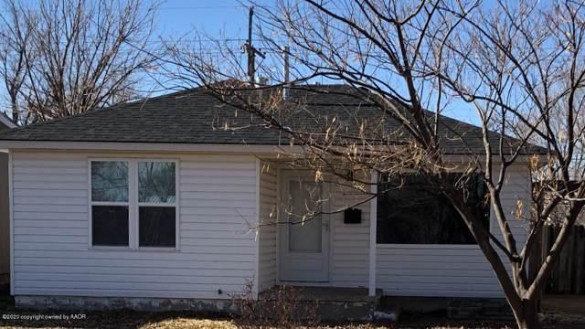721 Lefors, Pampa, TX 79065 (#20-681) :: Lyons Realty