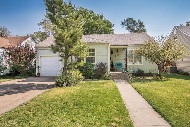 917 Lamar St, Amarillo, TX 79102 (#20-6826) :: Lyons Realty