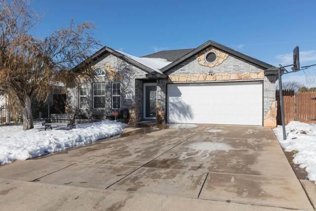 1731 Jennifer St, Amarillo, TX 79107 (#20-6840) :: Lyons Realty