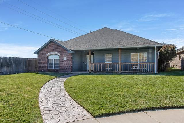 8310 Prosper Dr, Amarillo, TX 79119 (#20-6907) :: RE/MAX Town and Country