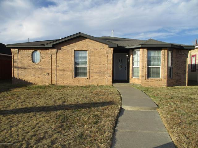 3601 29TH Ave, Amarillo, TX 79103 (#20-6935) :: RE/MAX Town and Country