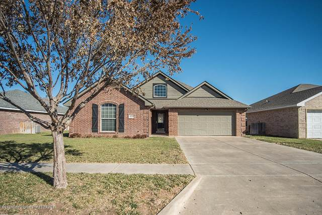 6503 Nick St, Amarillo, TX 79119 (#20-6966) :: RE/MAX Town and Country