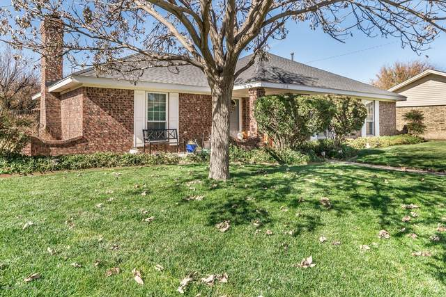 1016 Santa Fe Trl, Canyon, TX 79015 (#20-6973) :: RE/MAX Town and Country