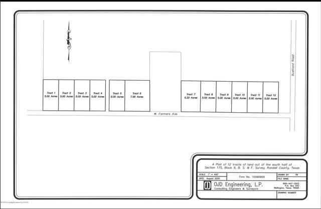 TRACT 11 Farmers Ave, Bushland, TX 79119 (#20-6987) :: Lyons Realty