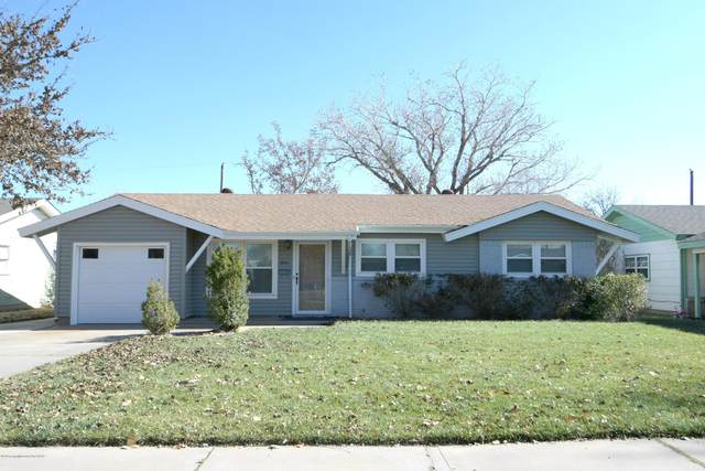 2911 Bagarry St, Amarillo, TX 79103 (#20-7006) :: RE/MAX Town and Country