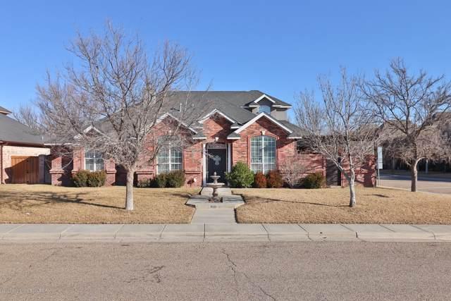 6015 Hunter Dr, Amarillo, TX 79119 (#20-701) :: Keller Williams Realty