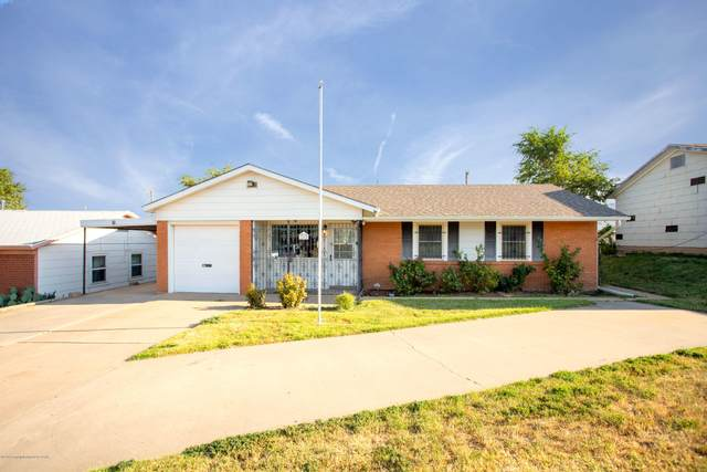 1215 Sycamore Ave, Amarillo, TX 79107 (#20-7010) :: RE/MAX Town and Country
