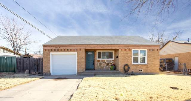 1539 Fisk St, Amarillo, TX 79106 (#20-7055) :: RE/MAX Town and Country