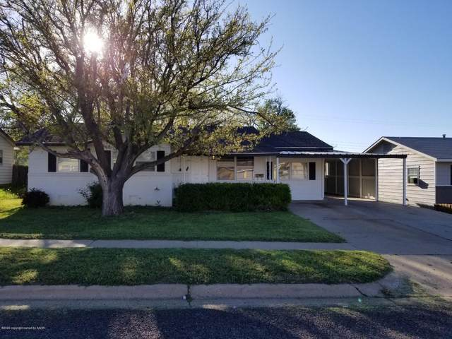 2905 Walnut, Amarillo, TX 79107 (#20-7068) :: RE/MAX Town and Country