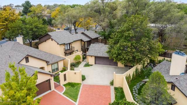 8 Windwood Pl, Canyon, TX 79015 (#20-7088) :: Elite Real Estate Group