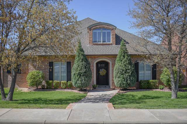 6910 Silverbell Ln, Amarillo, TX 79124 (#20-7094) :: RE/MAX Town and Country
