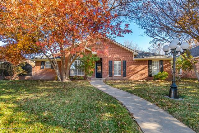7708 Baughman Dr, Amarillo, TX 79121 (#20-7096) :: RE/MAX Town and Country