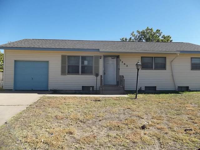 2502 Poplar St, Amarillo, TX 79107 (#20-7132) :: RE/MAX Town and Country