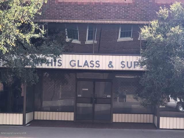 604 Noel, Memphis, TX 79245 (#20-7149) :: Elite Real Estate Group