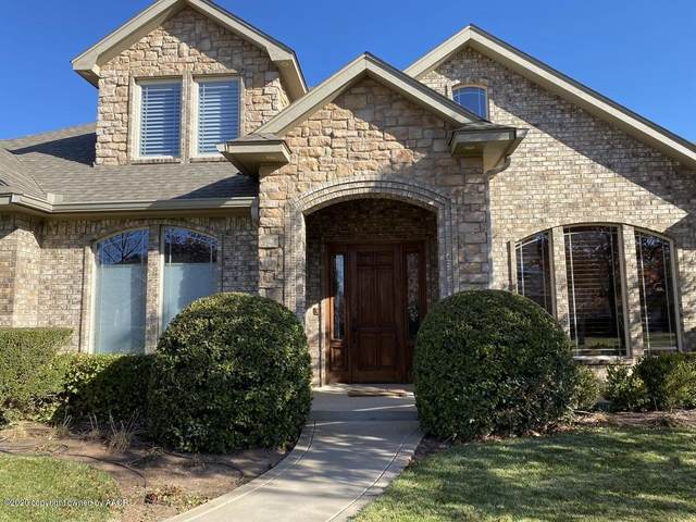 7702 Pebblebrook Dr, Amarillo, TX 79119 (#20-7295) :: RE/MAX Town and Country