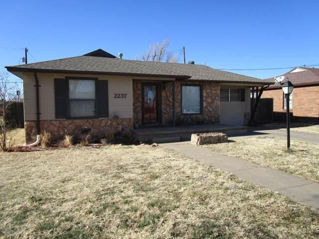 2237 Hamilton, Pampa, TX 79065 (#20-731) :: Lyons Realty