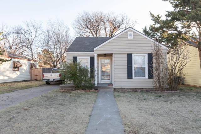 2505 Polk St, Amarillo, TX 79109 (#20-7315) :: RE/MAX Town and Country