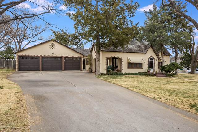 2501 5TH Ave, Canyon, TX 79015 (#20-7331) :: Elite Real Estate Group