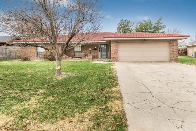 3502 Langtry Dr, Amarillo, TX 79109 (#20-7343) :: RE/MAX Town and Country