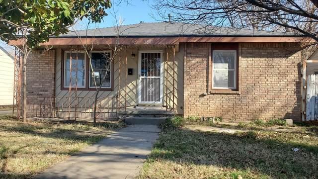 3809 Jackson St, Amarillo, TX 79110 (#20-7344) :: Elite Real Estate Group