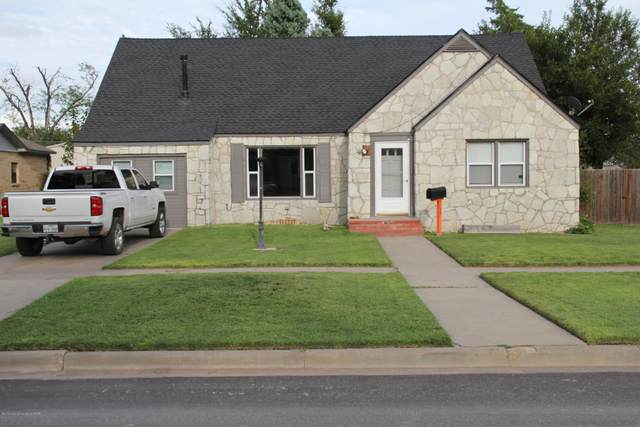 1125 Drake St, Perryton, TX 79070 (#20-7345) :: Live Simply Real Estate Group