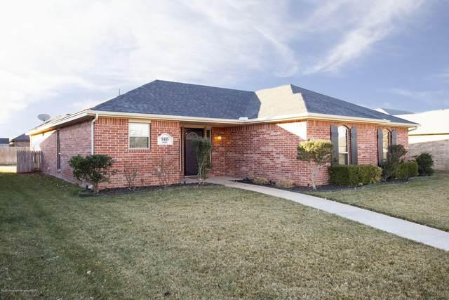 9405 Orry Ave, Amarillo, TX 79119 (#20-7419) :: Keller Williams Realty