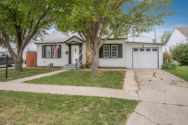 1319 Mary Ellen St, Pampa, TX 79065 (#20-744) :: Lyons Realty