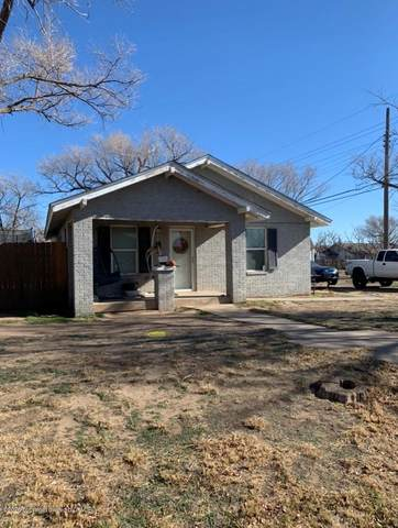 205 10TH St, Canyon, TX 79015 (#20-7453) :: Keller Williams Realty