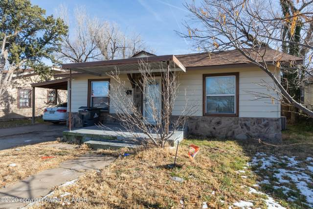 3505 Tyler St, Amarillo, TX 79110 (#20-7687) :: Live Simply Real Estate Group