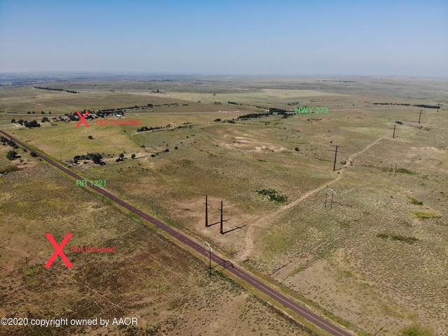+/- 163.5  Acres Hwy 273 Ranch, Mclean, TX 79057 (#20-7751) :: Live Simply Real Estate Group