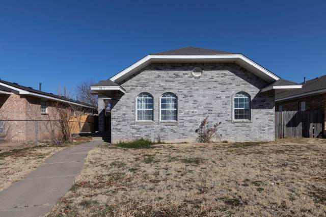 3611 29TH Ave, Amarillo, TX 79103 (#20-831) :: Lyons Realty