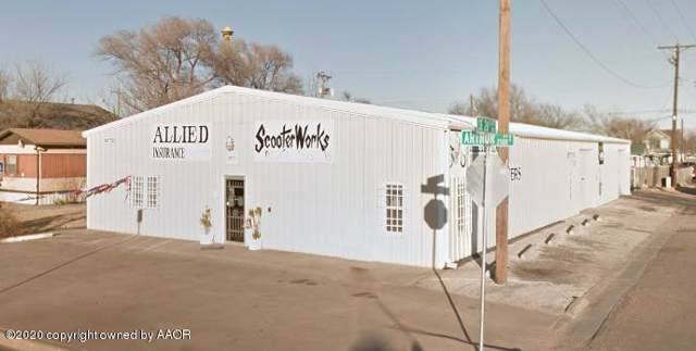 2511 Arthur St, Amarillo, TX 79103 (#20-841) :: Lyons Realty