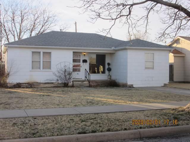 2133 Hamilton, Pampa, TX 79065 (#20-855) :: Lyons Realty