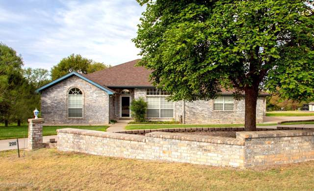 200 Tanglewood Dr, Amarillo, TX 79118 (#20-86) :: Lyons Realty
