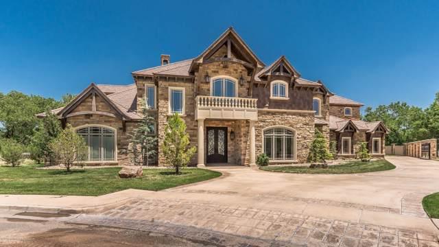 43 Merion Pl, Amarillo, TX 79124 (#20-862) :: Keller Williams Realty