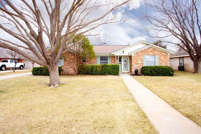 6019 Hanson Rd, Amarillo, TX 79106 (#20-906) :: Keller Williams Realty