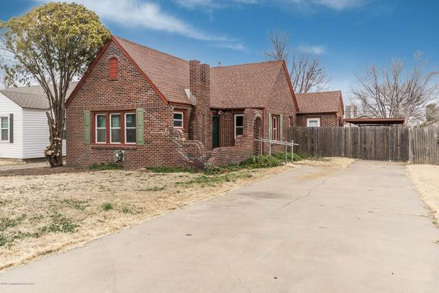 919 Bowie St, Amarillo, TX 79102 (#20-924) :: Lyons Realty