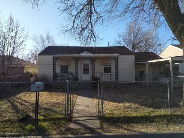 3802 20TH Ave, Amarillo, TX 79107 (#20-97) :: Lyons Realty