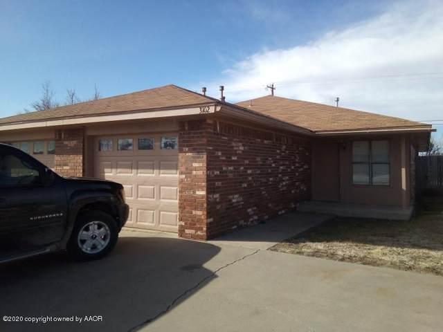 3102 Birch St, Perryton, TX 79070 (#20-975) :: Lyons Realty