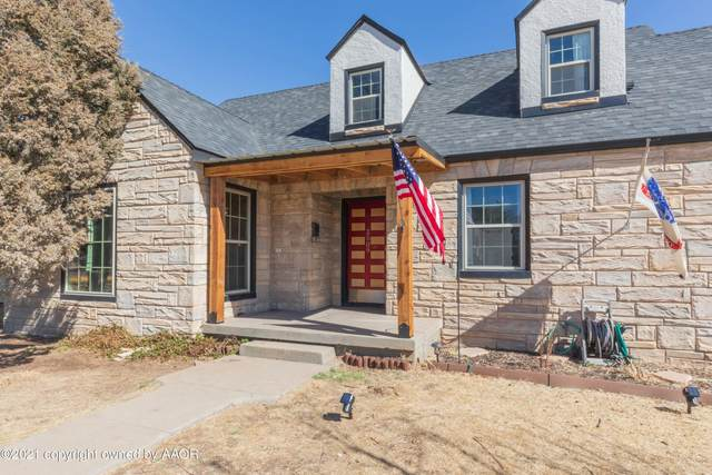 2509 Polk St, Amarillo, TX 79109 (#21-1007) :: Elite Real Estate Group