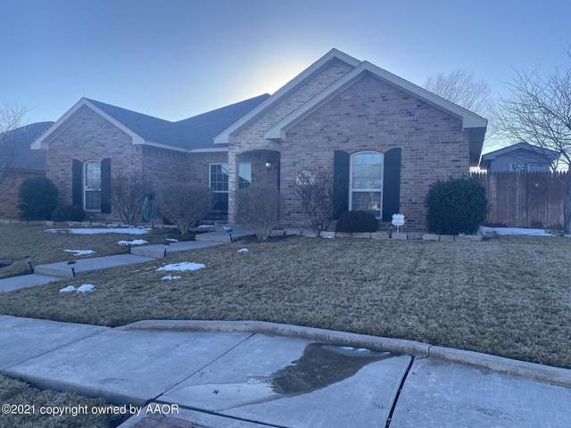 8500 Little Rock Dr, Amarillo, TX 79118 (#21-1008) :: Lyons Realty