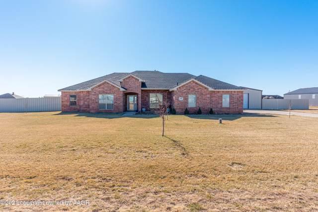 18201 Quail Crossing Rd, Amarillo, TX 79124 (#21-101) :: Elite Real Estate Group