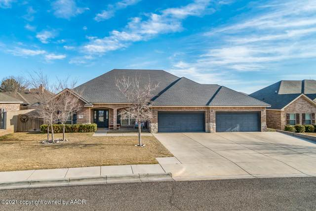6324 Suncrest Way, Amarillo, TX 79124 (#21-1012) :: RE/MAX Town and Country